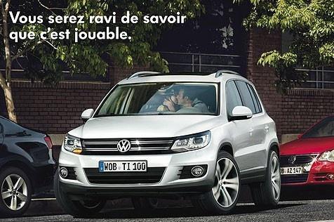 VW Tiguan (2011)