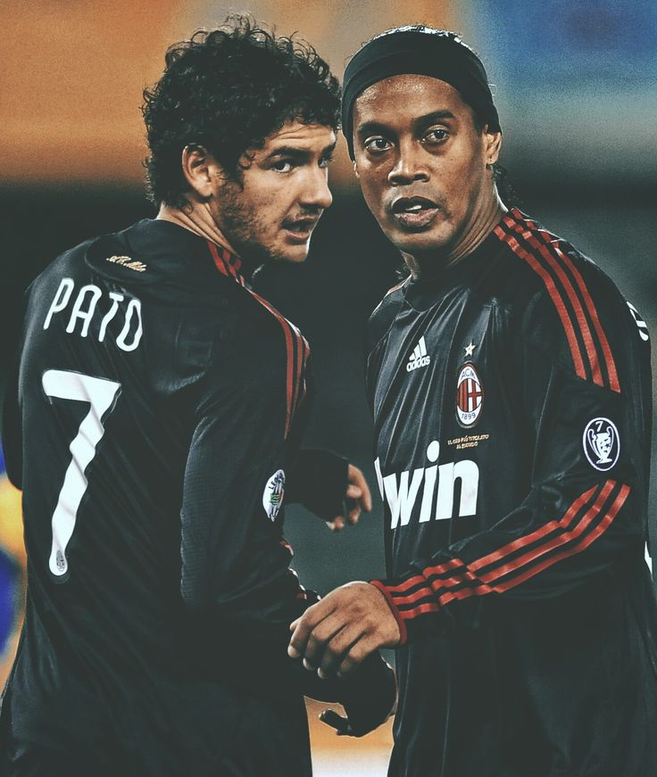 Pato & Ronaldinho.