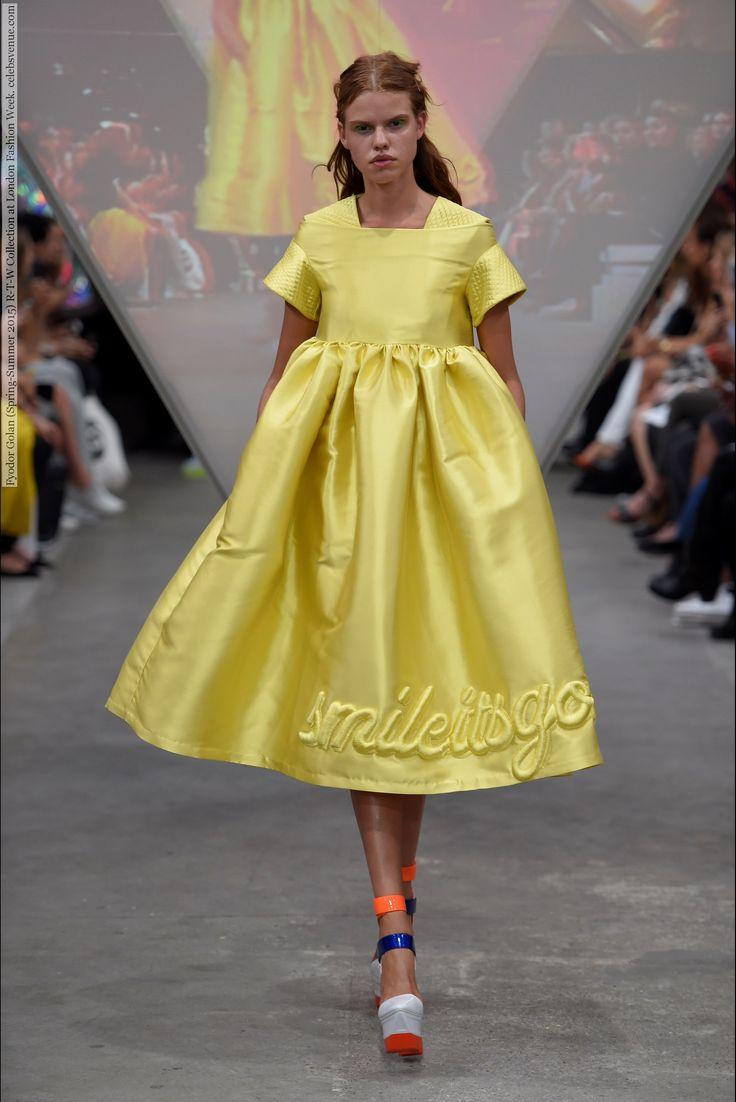 Fashion fringe fyodor golan dress