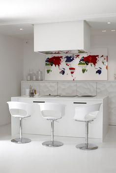 Miss B Chair Twist - White - Scab Design