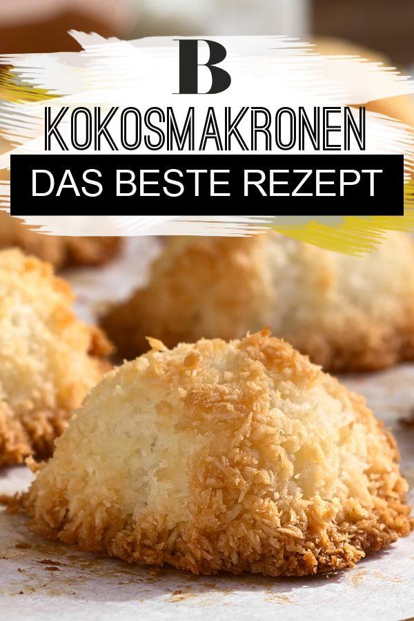 Kokosmakronen Rezepte
