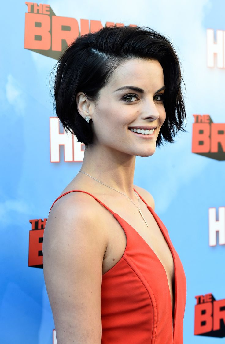 Jaimie Alexander | Berry Lips and Gleaming Skin Were the Winners ...