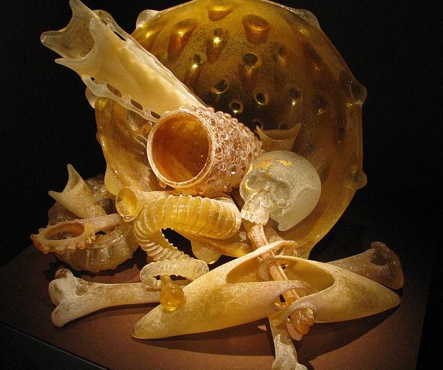 Death, myth, nature by William Morris. ~via rocor, Flickr