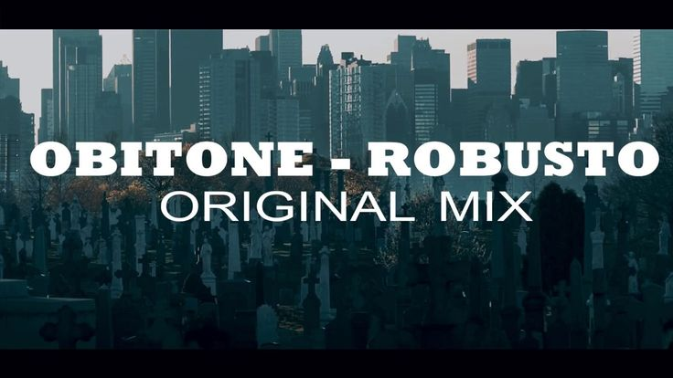Obitone - Robusto (Official Music Video) EDM