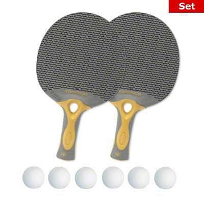 """Tischtennis Schläger-Set """"Tacteo 30"""""""