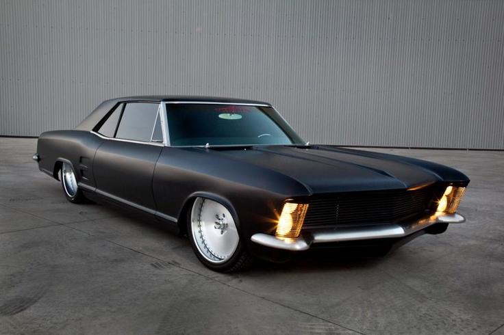 Buick a la Riviera