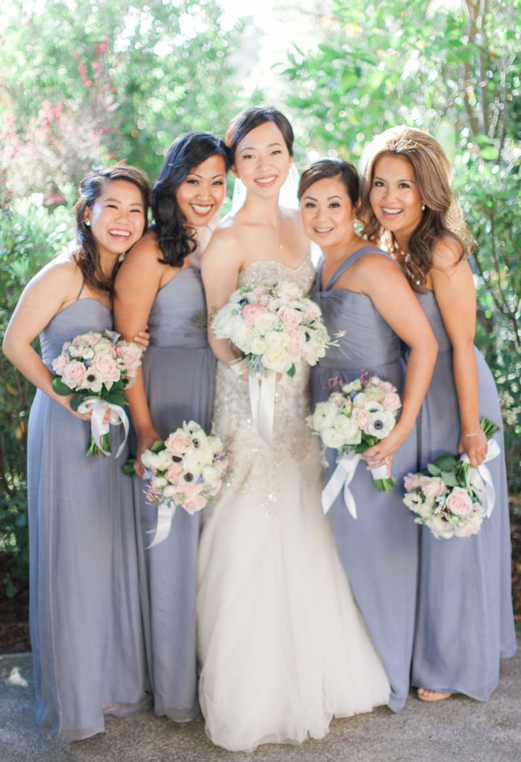 10 best bridesmaid inspiration images on pinterest wedding heartwarming california wedding at auberge du soleil ombrellifo Choice Image