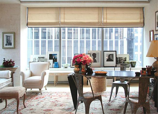 Savvy Home: Delightful Daily: A Fashionable Workplace