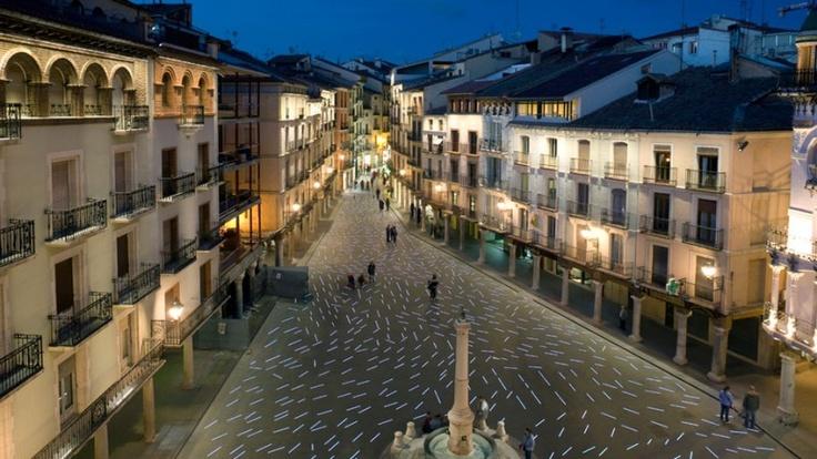 Plaza del Torico, B720 Arquitectos (Teruel, Spain): 2007.