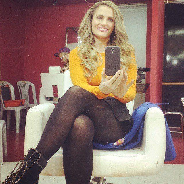 Aura Cristina Geithner, Tu Cara Me Suena. | Entrevistas y Detrás de ...