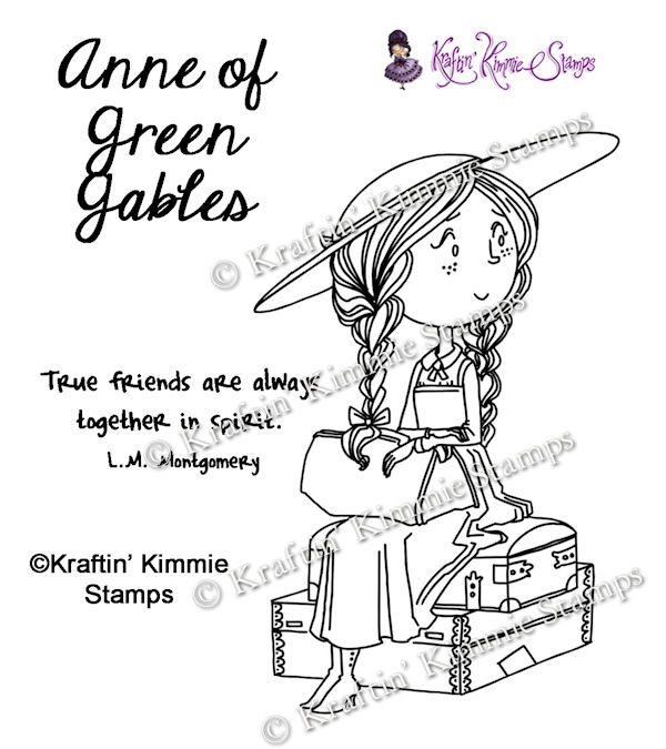 100 best collect them all kraftin kimmie images on for Anne of green gables crafts