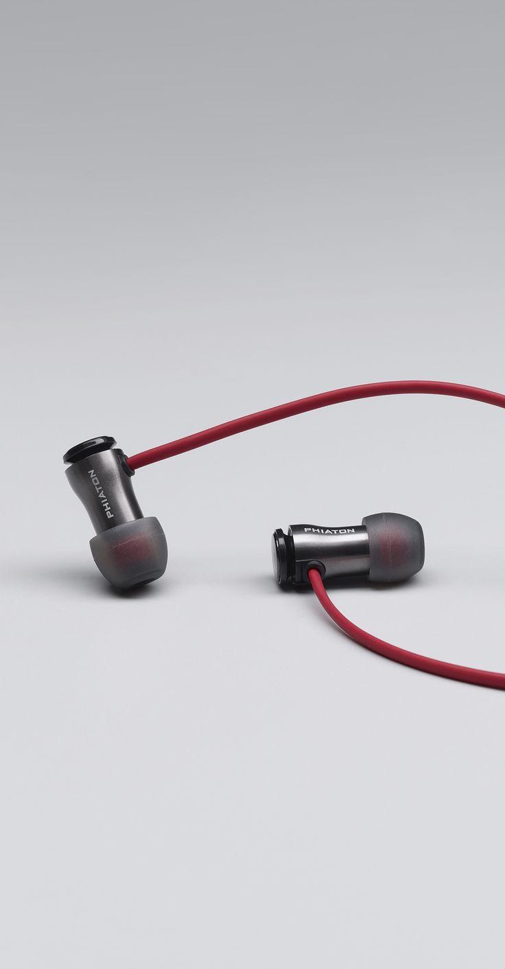 PHIATON #MS100BA #Earphones #Premium