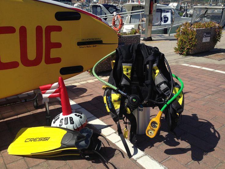 Diving Club ecosostenibile Marche:Maredentro