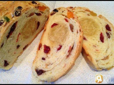 паасброд нидерландский пасхальный хлеб