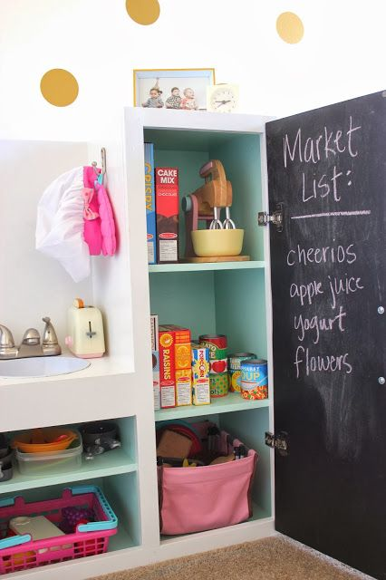 love & lion: DIY play kitchen