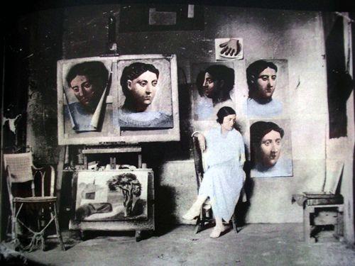 Picasso atelier