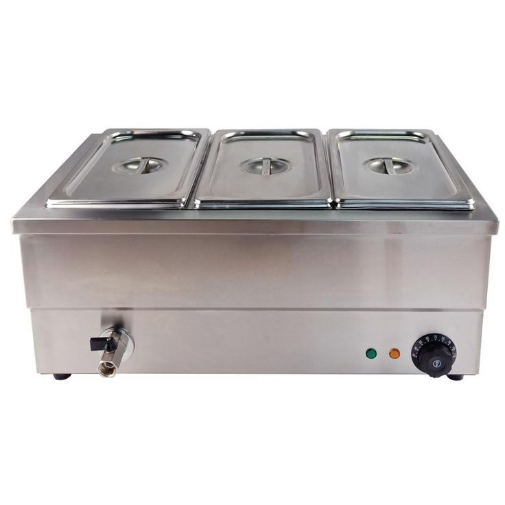 Warming Machine Restaurant Commercial Buffet With 4 Pan Warmer Soup Pool Electric For Kitchen Food Buffet Commercial Electric Food Kitchen Machine Pan Goruntuler Ile