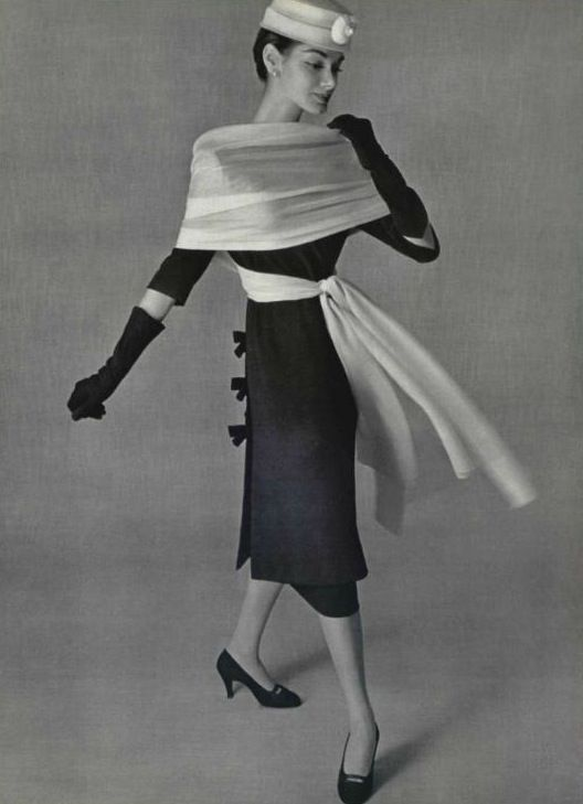 L'Officiel 1956: Balenciaga; Vintage FashionLofficiel 1956, Balenciaga Couture, Vintage Fashion, Fashion Magazines, 1950 S, L Officiel 1956, 1950S Fashion, Couture Fashion, 1950S Glamour