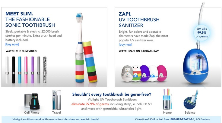 sanitize your toothbrushes!!!  Saw it on Studio 5!