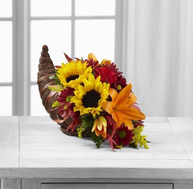 Best fall thanksgiving flowers images on pinterest