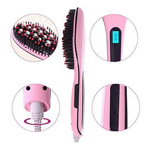 Buy Turbo Hair Straightener Brush in 2 Colors by JayStub on OpenSky