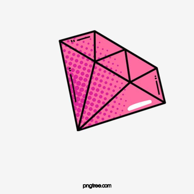 Diamante Rosa Vermelho Stereoscopic Cor De Rosa Imagem Png E Psd Para Download Gratuito Pink Diamond Chinese New Year Fireworks Red Diamond
