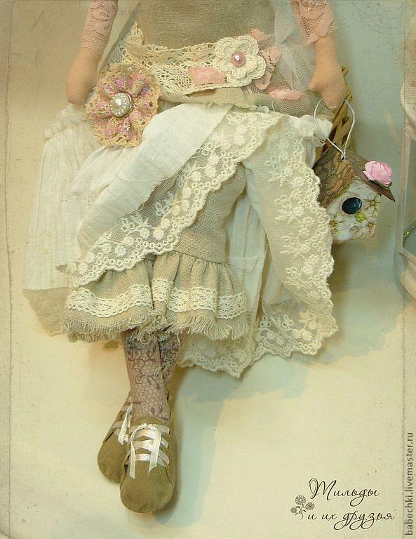 Мой нескучный мир.: Оборки для кукольных платьев