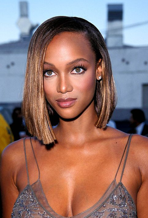Tyra Banks attends the 13th Annual Soul Train Music Awards