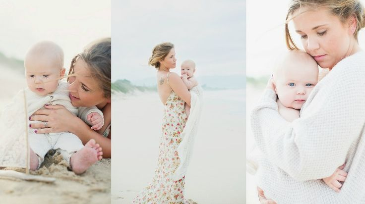 Baby Beach Photo Session