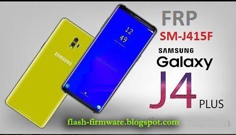 DownloadSamsung J4 (SM-J415F) Frp Reset File File Information: File