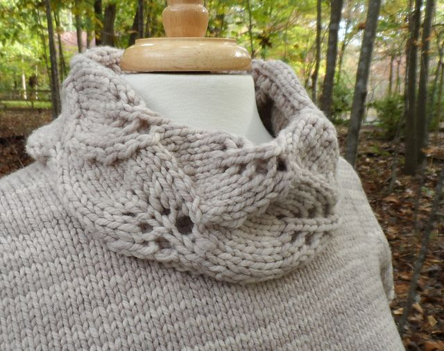 Ravelry: Paper Birch pattern by Laura Aylor