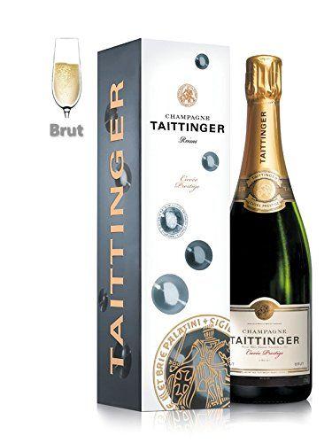 Taittinger – Champagne Cuvée Prestige (75cl): Champagne Brut non millésimé Cet article Taittinger – Champagne Cuvée Prestige (75cl) est…