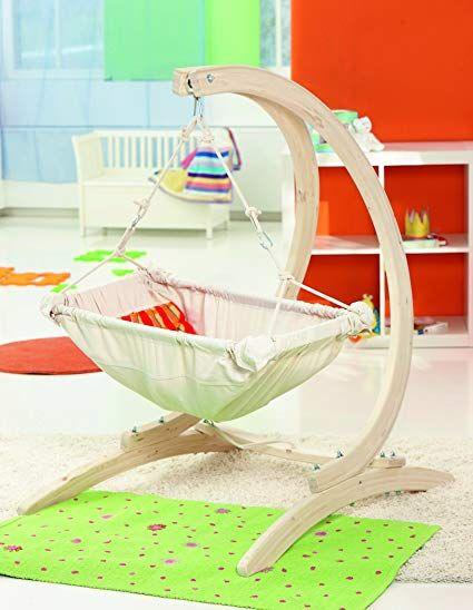 Amazonas Baby Hangematte Gestell Carrello 85 X 125 X 101 Cm Bis 35