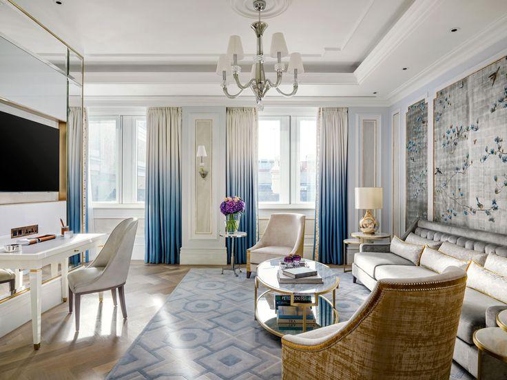 The Langham: Sterling Suite - Suites donde pasar una noche de lujo en Londres