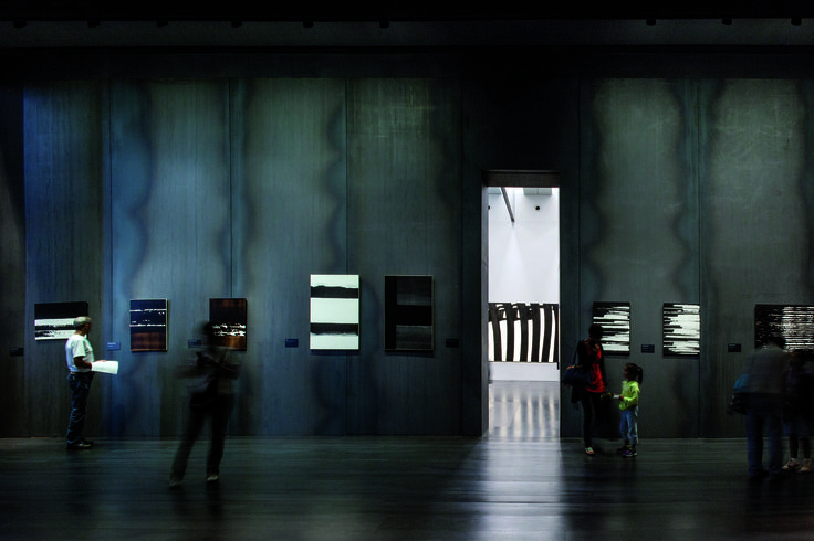 "Soulages museum A museum for Soulages, the French painter of ""light"" who has inspired us so often was –and still is- a cherished dream. In the town of his bi..."