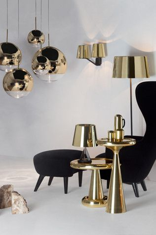 Tom Dixon launches reimagined gentlemen's club range at Milan Design Week - Vogue Living