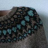 Ravelry: jeanny's Hela (pullover)