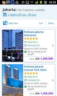 Free Download Agoda Hotels App at Google play store