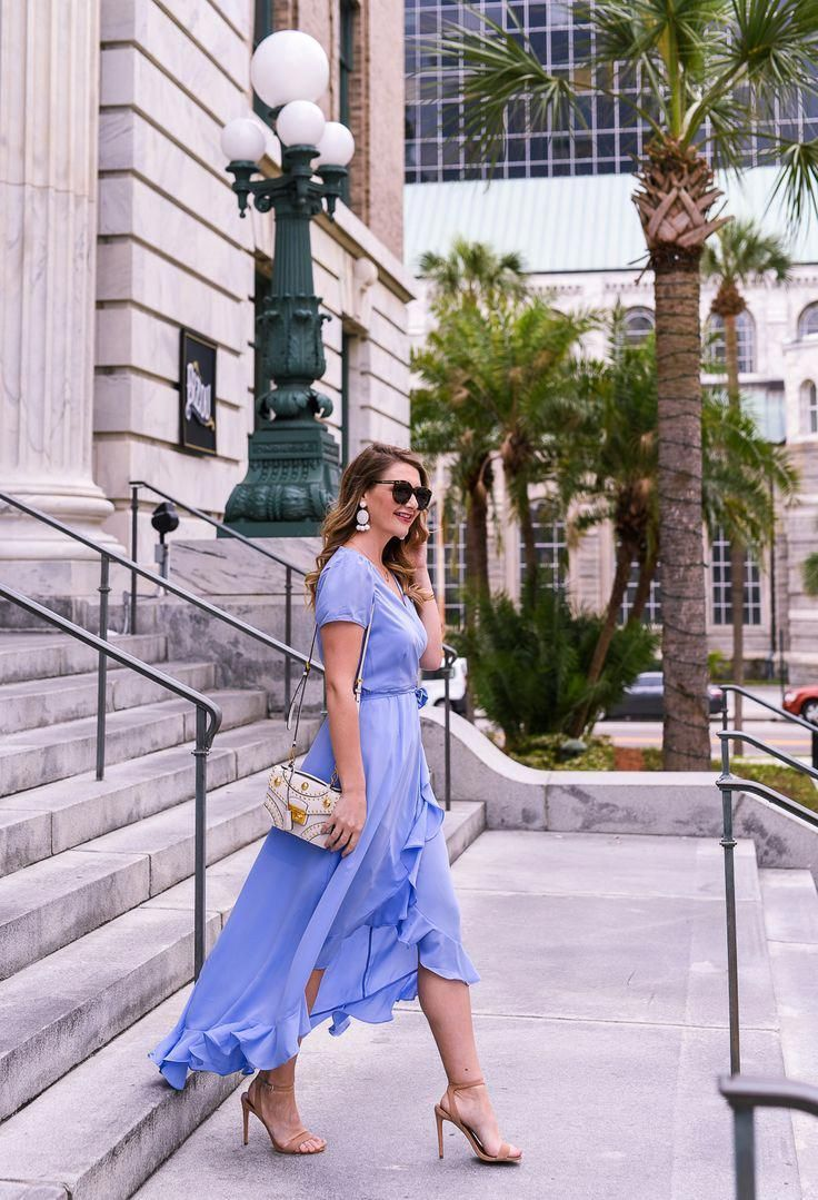 aad83b93ea9 Looking for the perfect Spring Wedding Guest Dress  Chicago fashion blogger  Visions of Vogue shares her guide to showing up stylishly dressed.
