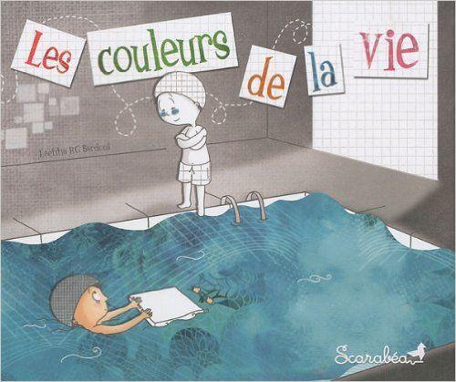 Amazon.fr - Les couleurs de la vie - RG Badoul Laetitia - Livres