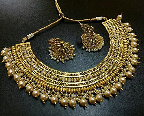 VVS Jewellers Traditional Bollywood Gold Plated White Pea... https://www.amazon.ca/dp/B01NAFQDF3/ref=cm_sw_r_pi_dp_x_HwRNyb5RVH00V