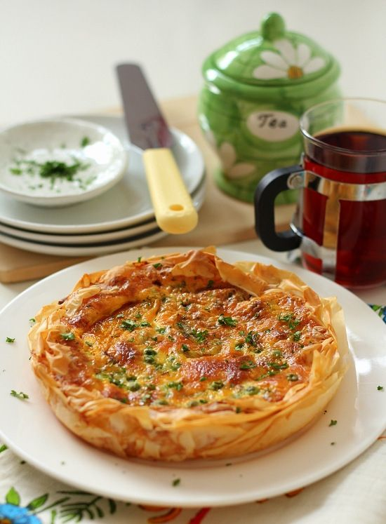 ... Eggs Quiche on Pinterest | Bacon quiche, Cherry tomatoes and Quiche
