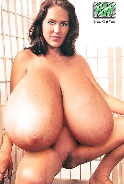 Extreme huge tits-5601