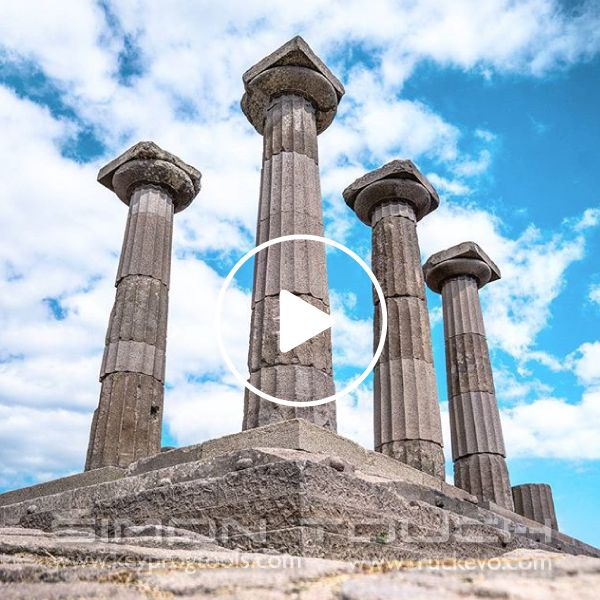 Temple of Athena, Assos-also known as Behramkale. The city was founded from 1000-to-900-BC  If you are interested in automotive solutions kindly send an e-mail to info@keyprogtools.com or visit our website www.keyprogtools.com  If you are interested in automotive solutions kindly send an e-mail to info@keyprogtools.com or visit our website www.keyprogtools.com