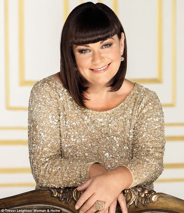 Dawn French - LOVE her especially in The Vicar of Dibley series.