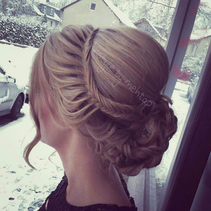 Fishtail this is so pretty @hairstyles by mehtap