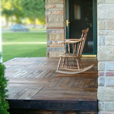 156 best images about easy diy outdoor ideas on pinterest for How do you build a deck yourself
