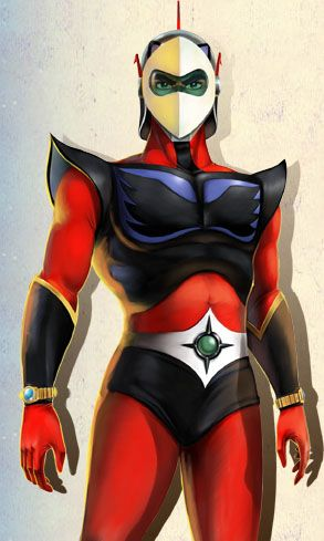 Illustration de Goldorak (Grendizer)