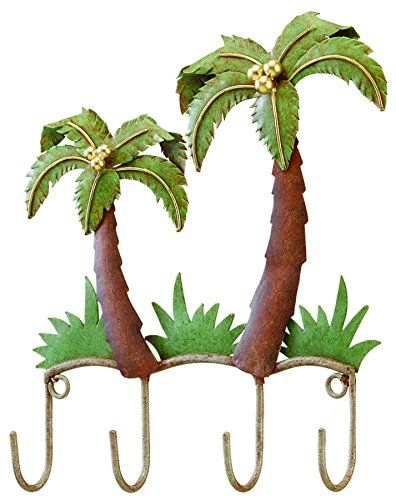 17 best images about palm trees themed home decor for Palm tree decorations for the home
