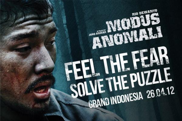 Modus Anomali, Rio Dewanto, Joko Anwar... #movie #indonesia #films